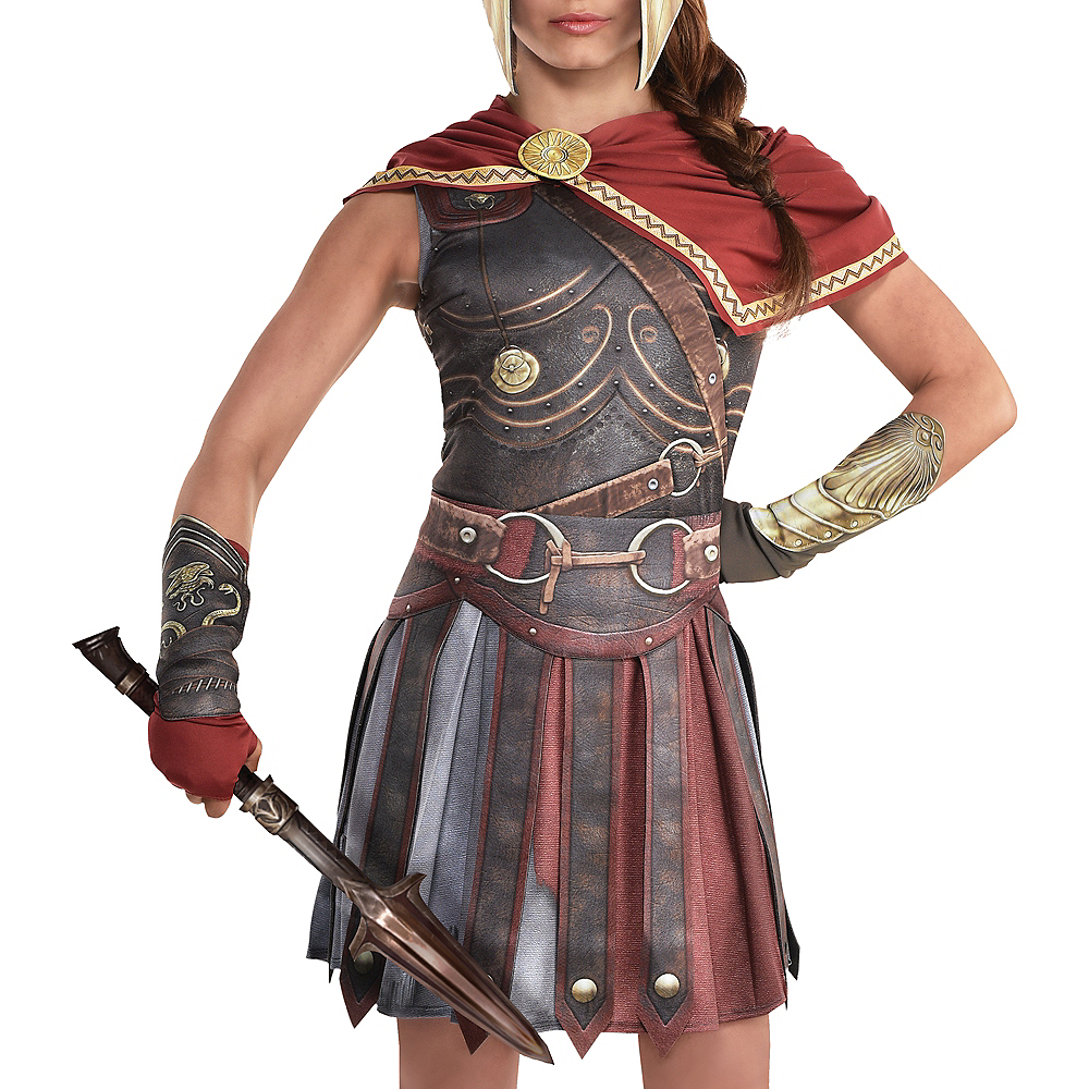 Adult Kassandra Costume - Assassin's Creed Image #5