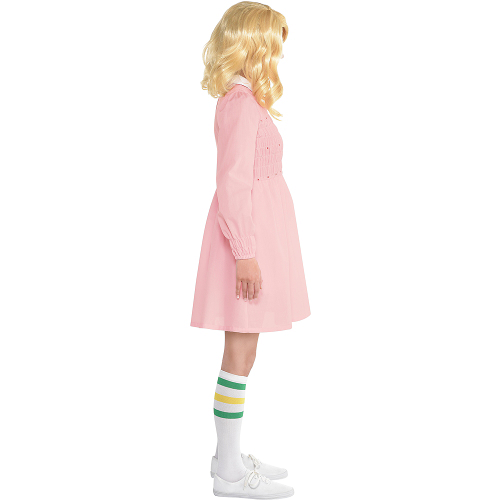 Nav Item for Child Eleven Costume - Stranger Things Image #2