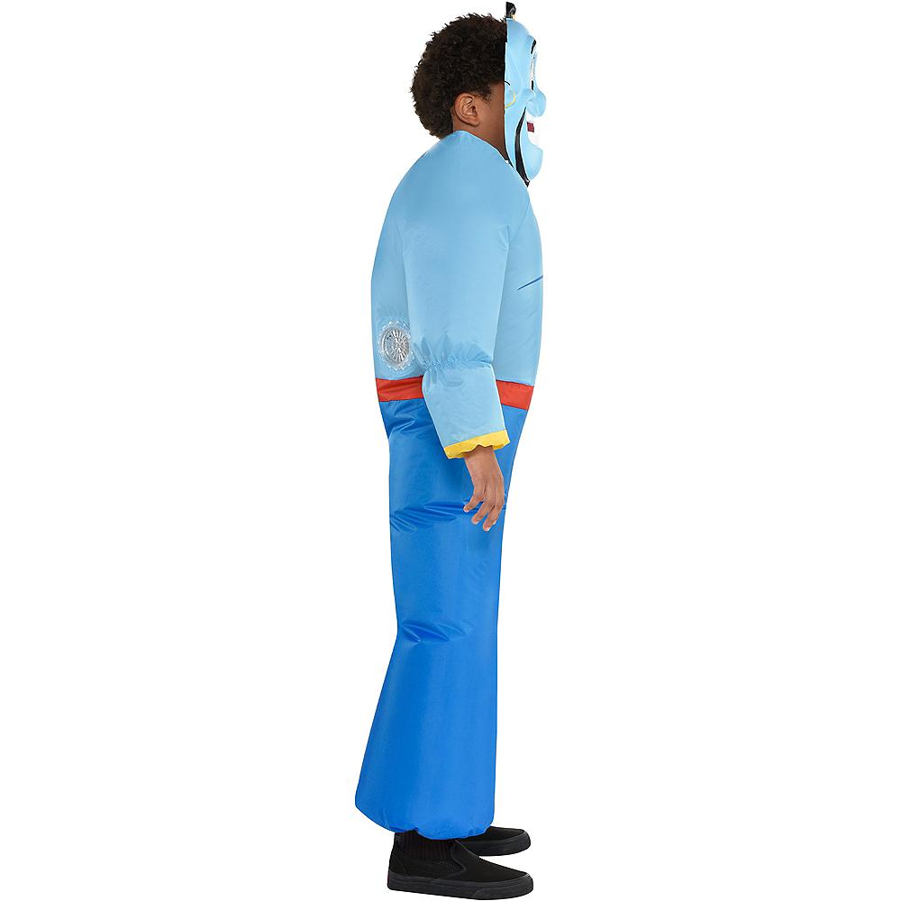 Child Inflatable Genie Costume - Aladdin Image #2
