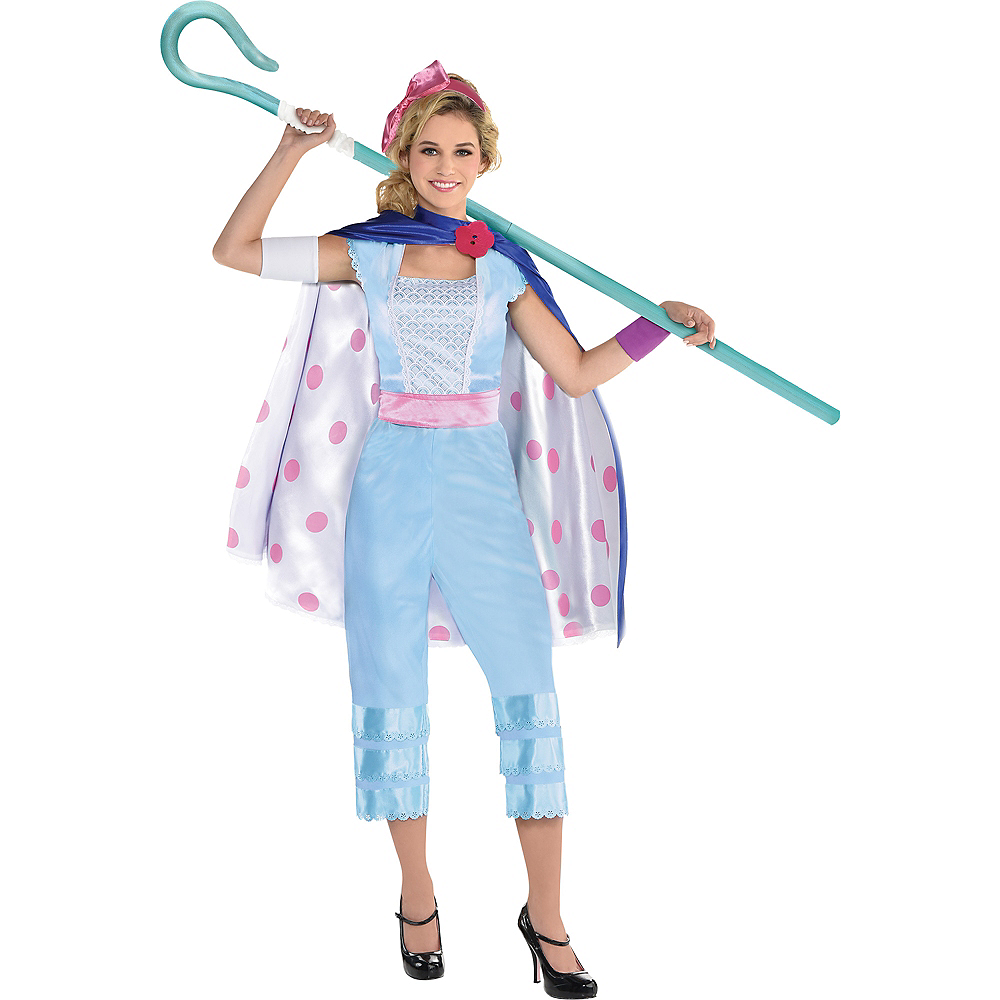 Adult Bo Peep Costume - Toy Story 4 Image #1