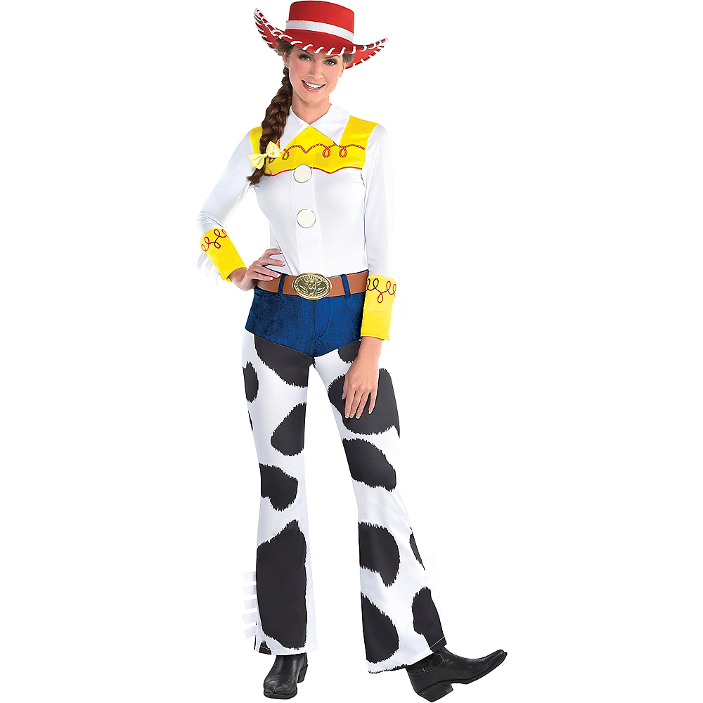 Adult Jessie Costume - Toy Story 4 Image #1