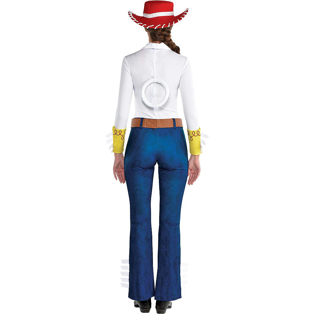 Adult Jessie Costume - Toy Story 4 Image #2
