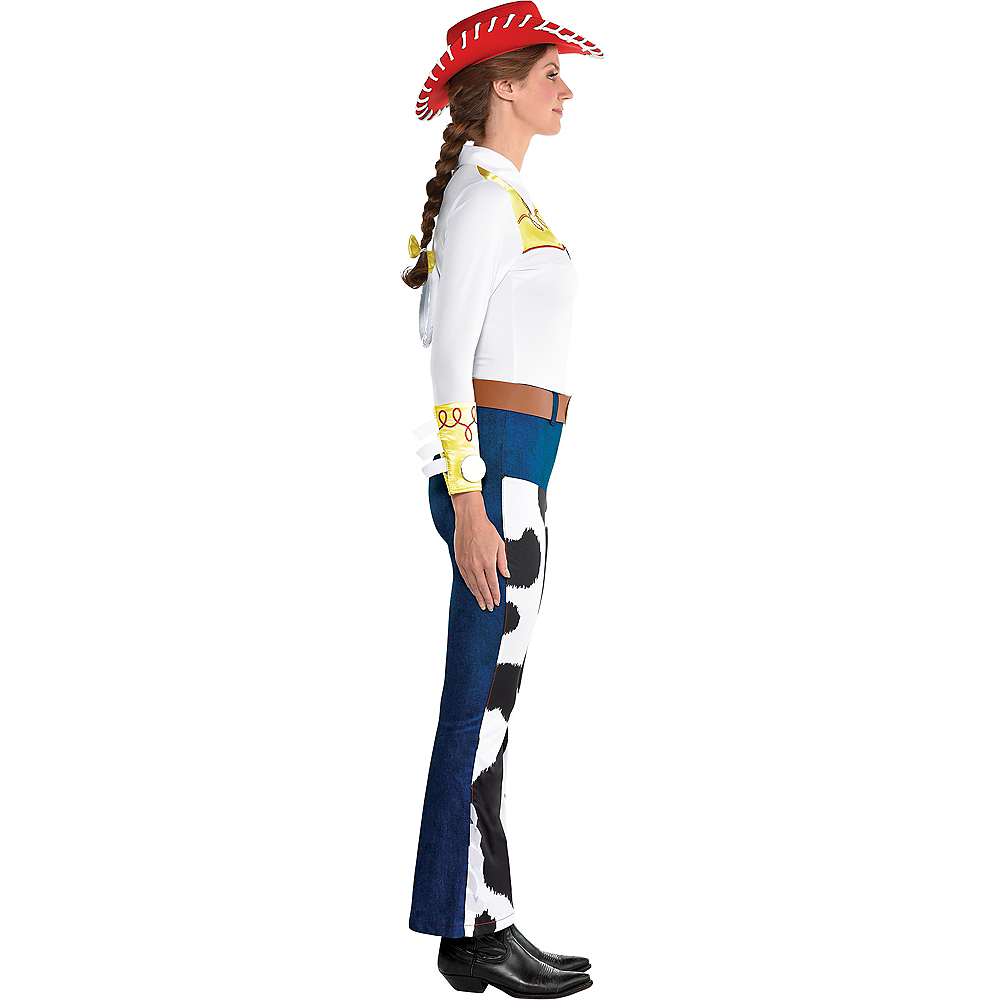 Nav Item for Adult Jessie Costume - Toy Story 4 Image #3