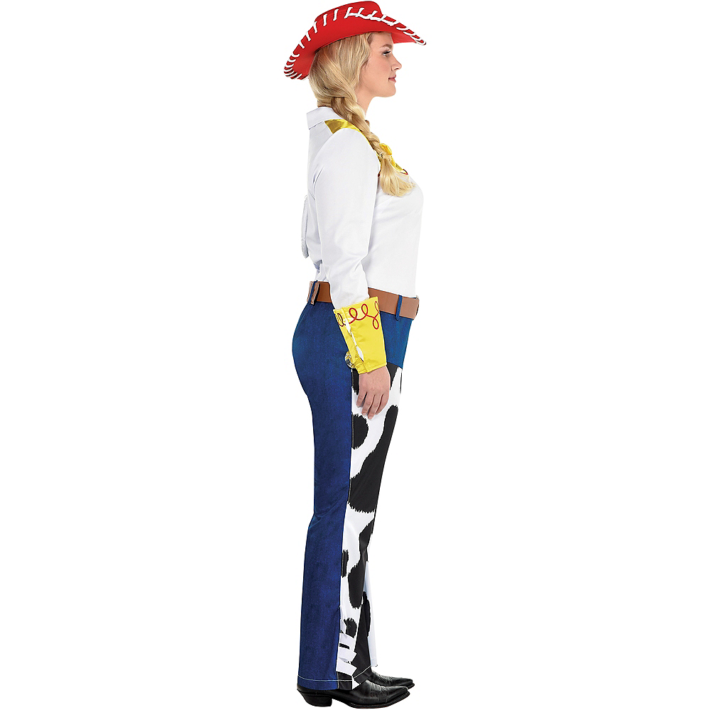 Adult Jessie Costume Plus Size - Toy Story 4 Image #2