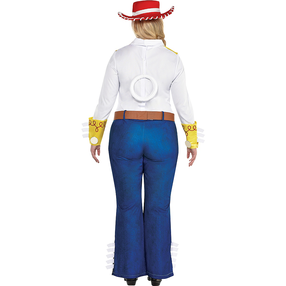 Adult Jessie Costume Plus Size - Toy Story 4 Image #3