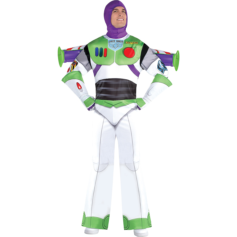 Adult Buzz Lightyear Costume - Toy Story 4 Image #1
