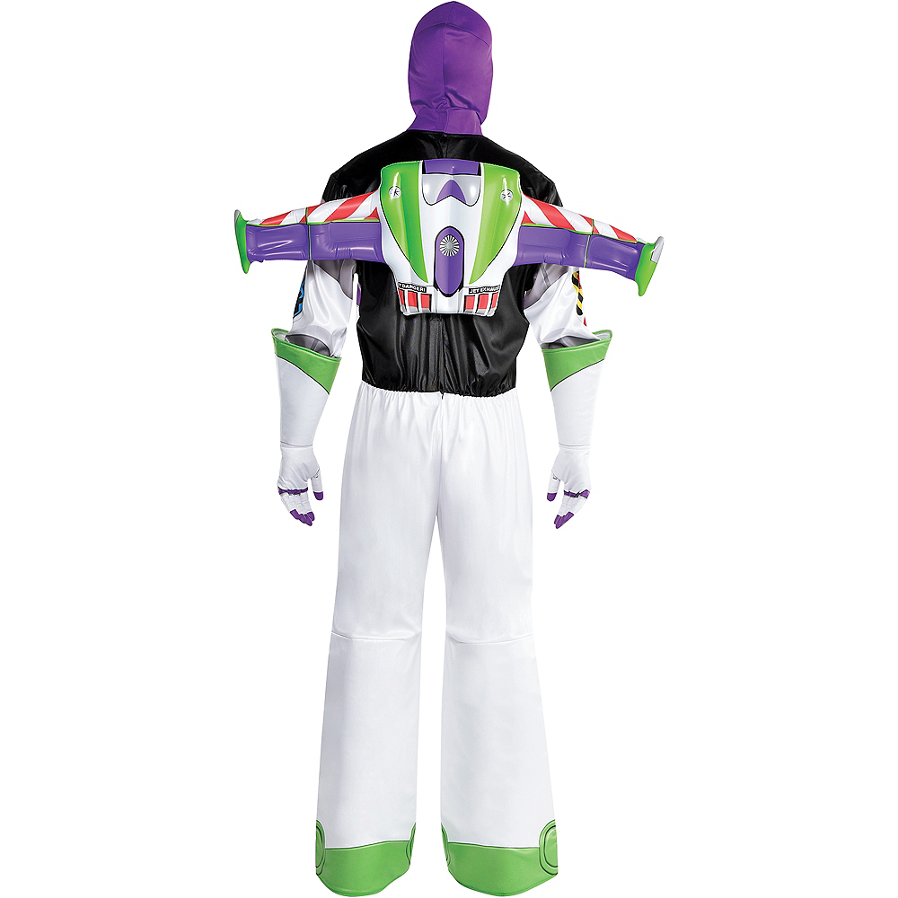 Adult Buzz Lightyear Costume - Toy Story 4 Image #2