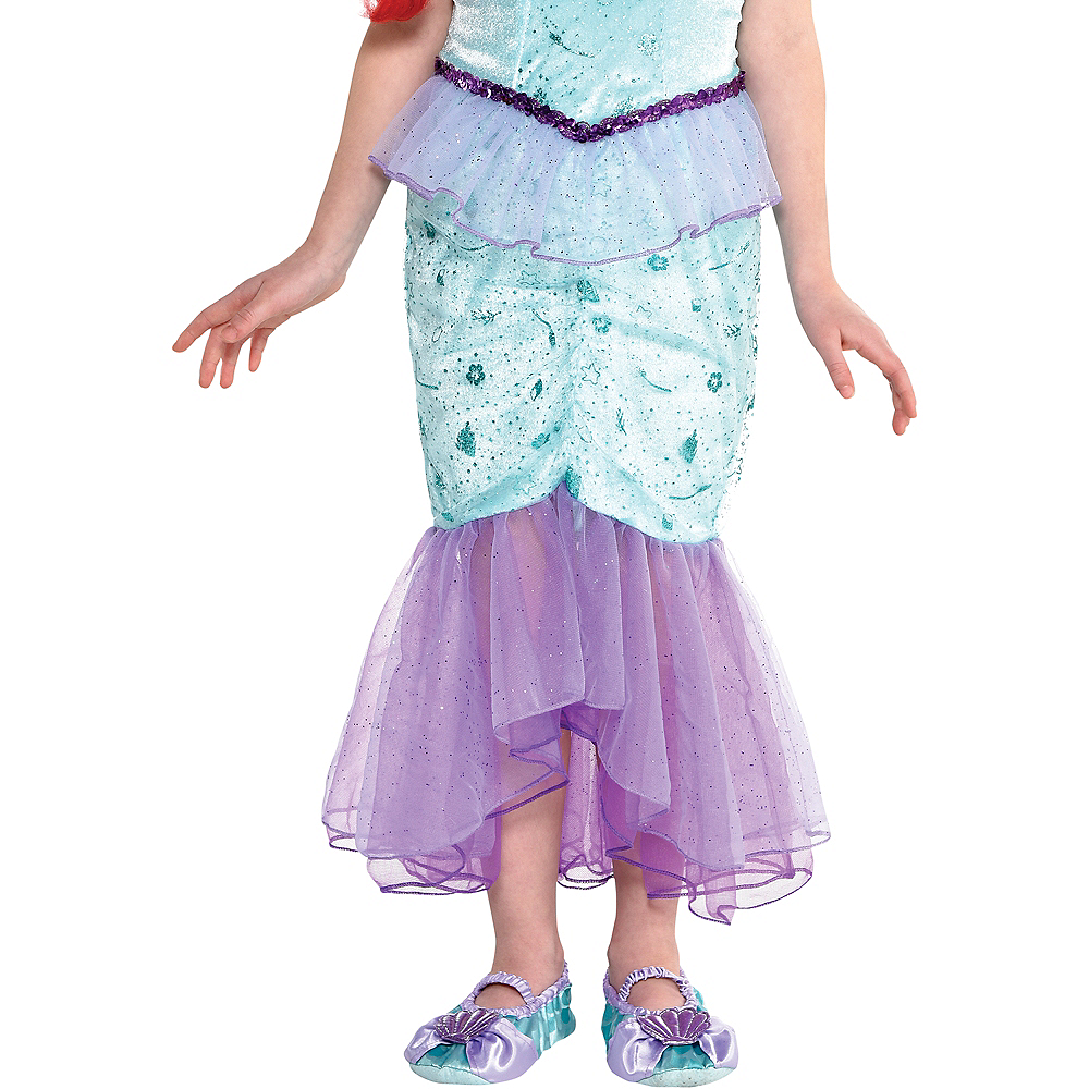 Child Ariel Costume - The Little Mermaid Image #2