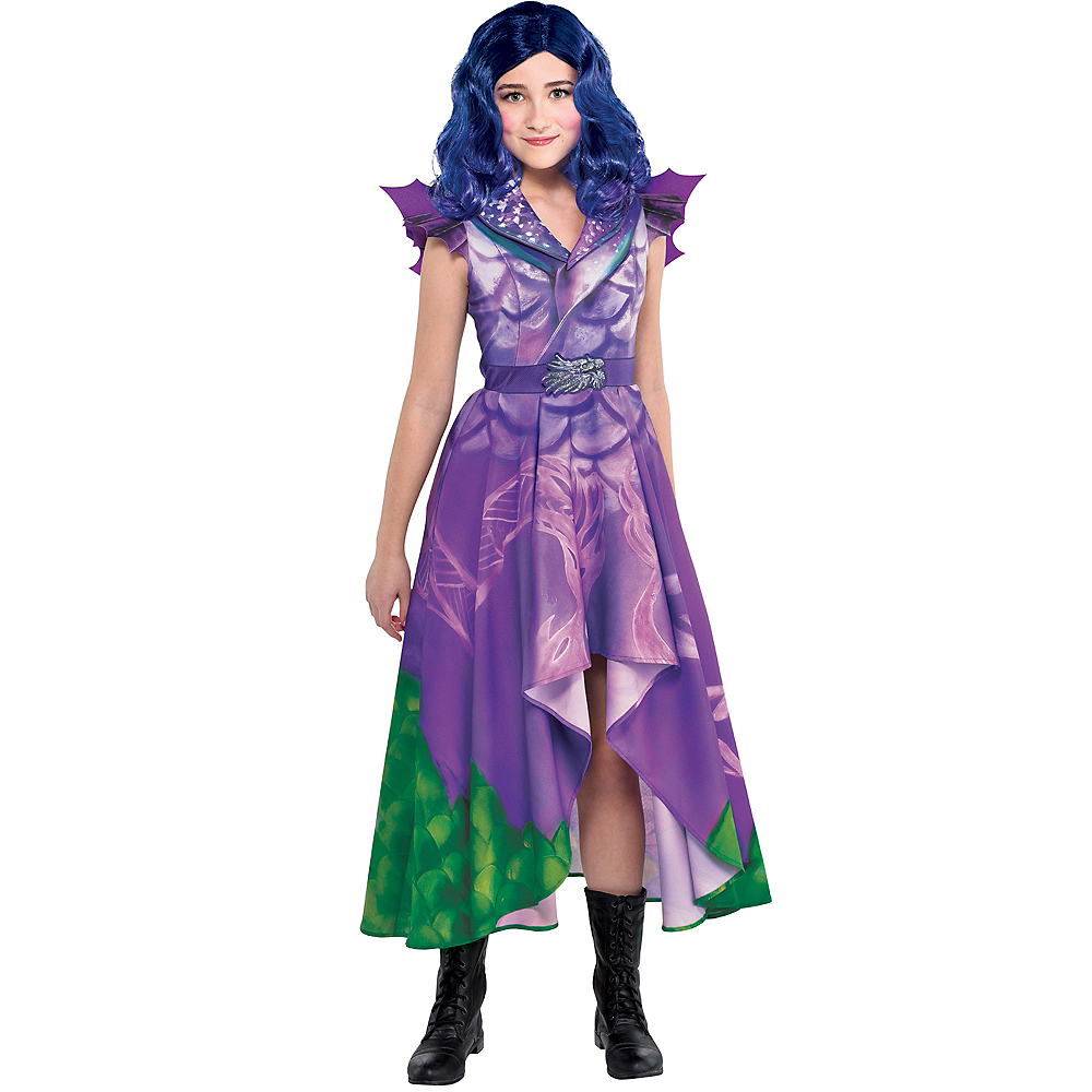 Child Mal Costume - Descendants 3 Image #1