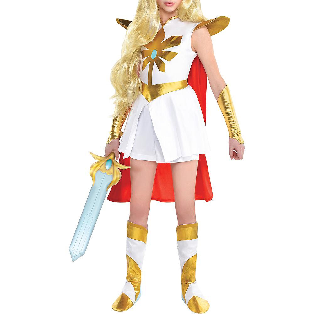 Child She-Ra Costume Image #3