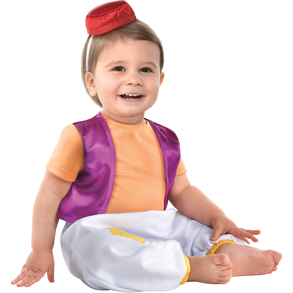 Nav Item for Baby Aladdin Costume Image #1