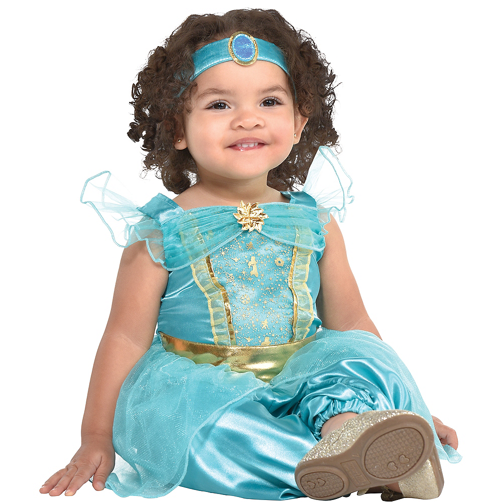 Baby Jasmine Costume - Aladdin Animated Image #1