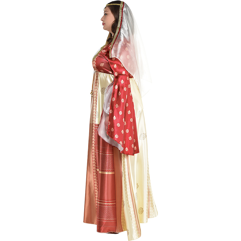 Adult Dalia Costume Plus Size - Aladdin Live-Action Image #3