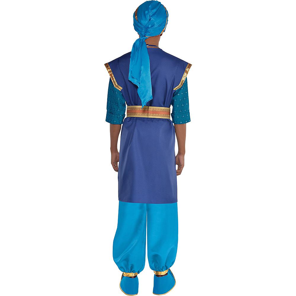 Adult Genie Parade Costume - Aladdin Live Action Image #2