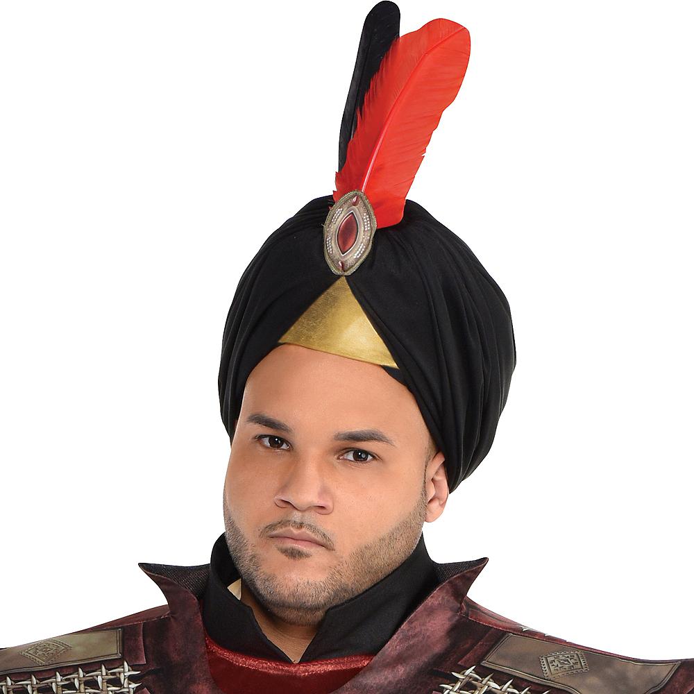 Adult Jafar Costume Plus Size - Aladdin Live-Action Image #4
