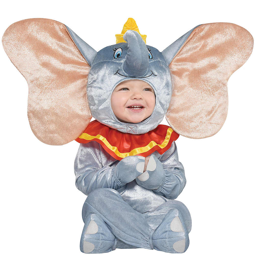 Nav Item for Baby Dumbo Costume Image #1
