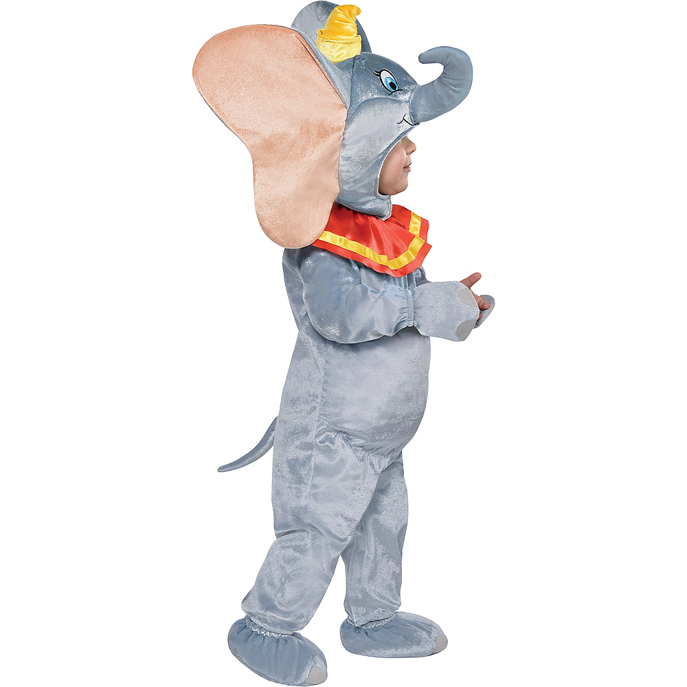 Nav Item for Baby Dumbo Costume Image #2