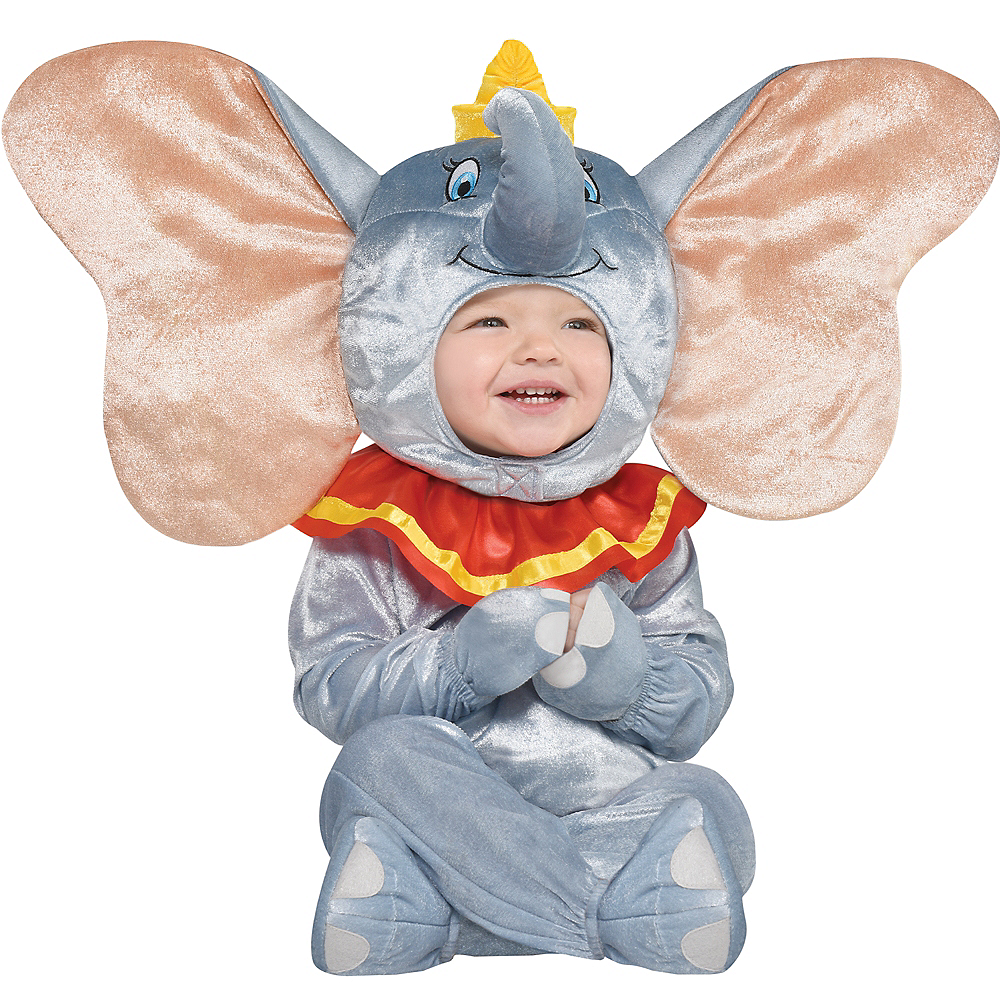 Nav Item for Baby Dumbo Costume Image #4