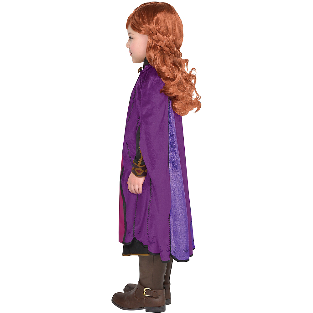 Nav Item for Child Act 2 Anna Costume - Frozen 2 Image #2