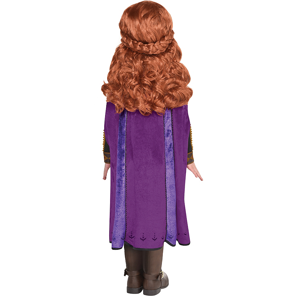 Nav Item for Child Act 2 Anna Costume - Frozen 2 Image #3