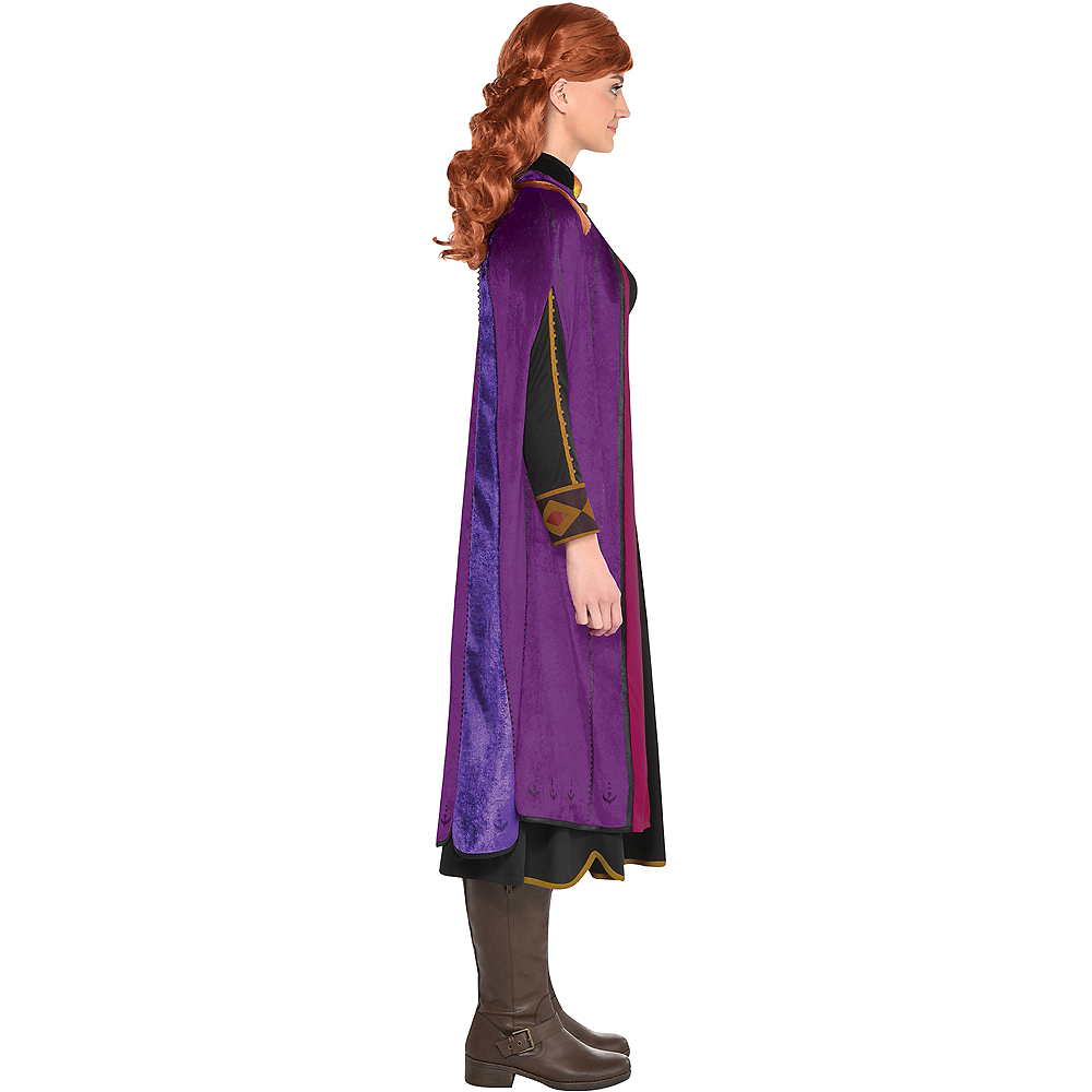 Nav Item for Adult Act 2 Anna Costume - Frozen 2 Image #2