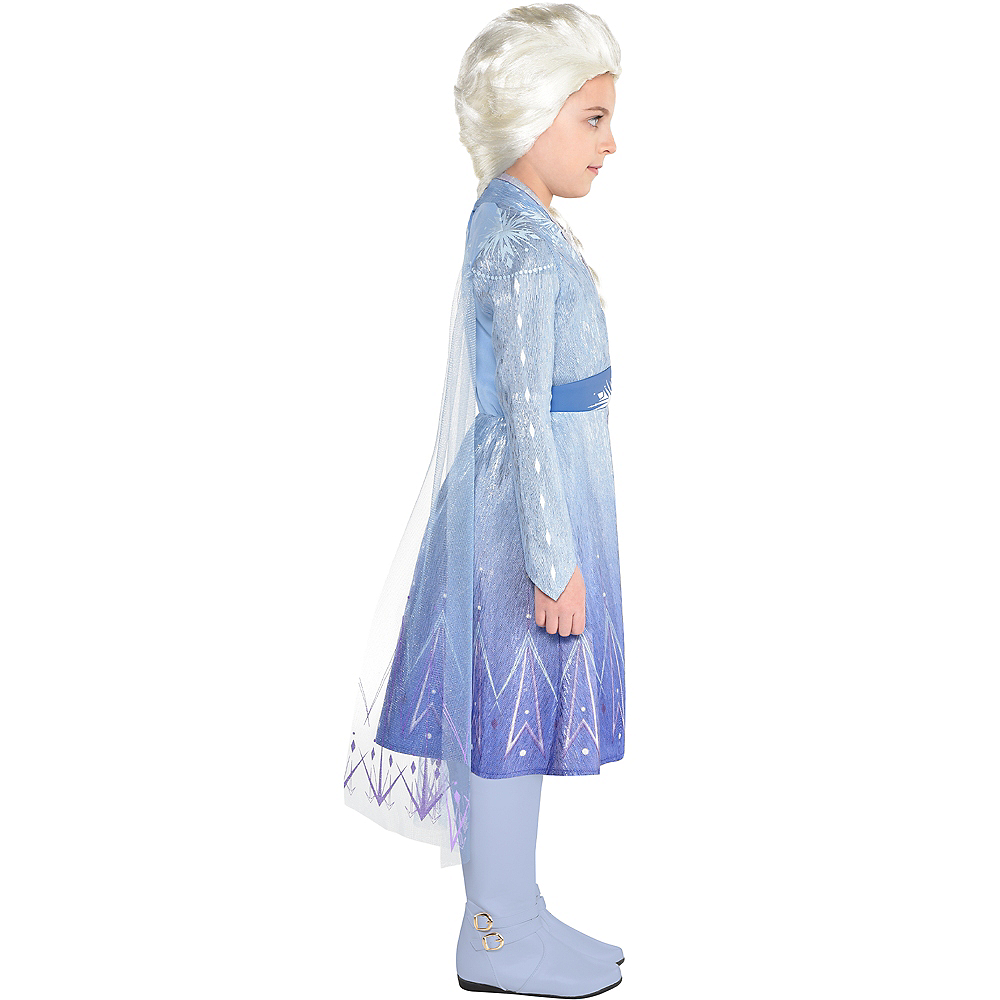 Child Act 2 Elsa Costume - Frozen 2 Image #2