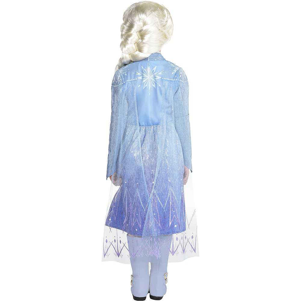 Nav Item for Child Act 2 Elsa Costume - Frozen 2 Image #3
