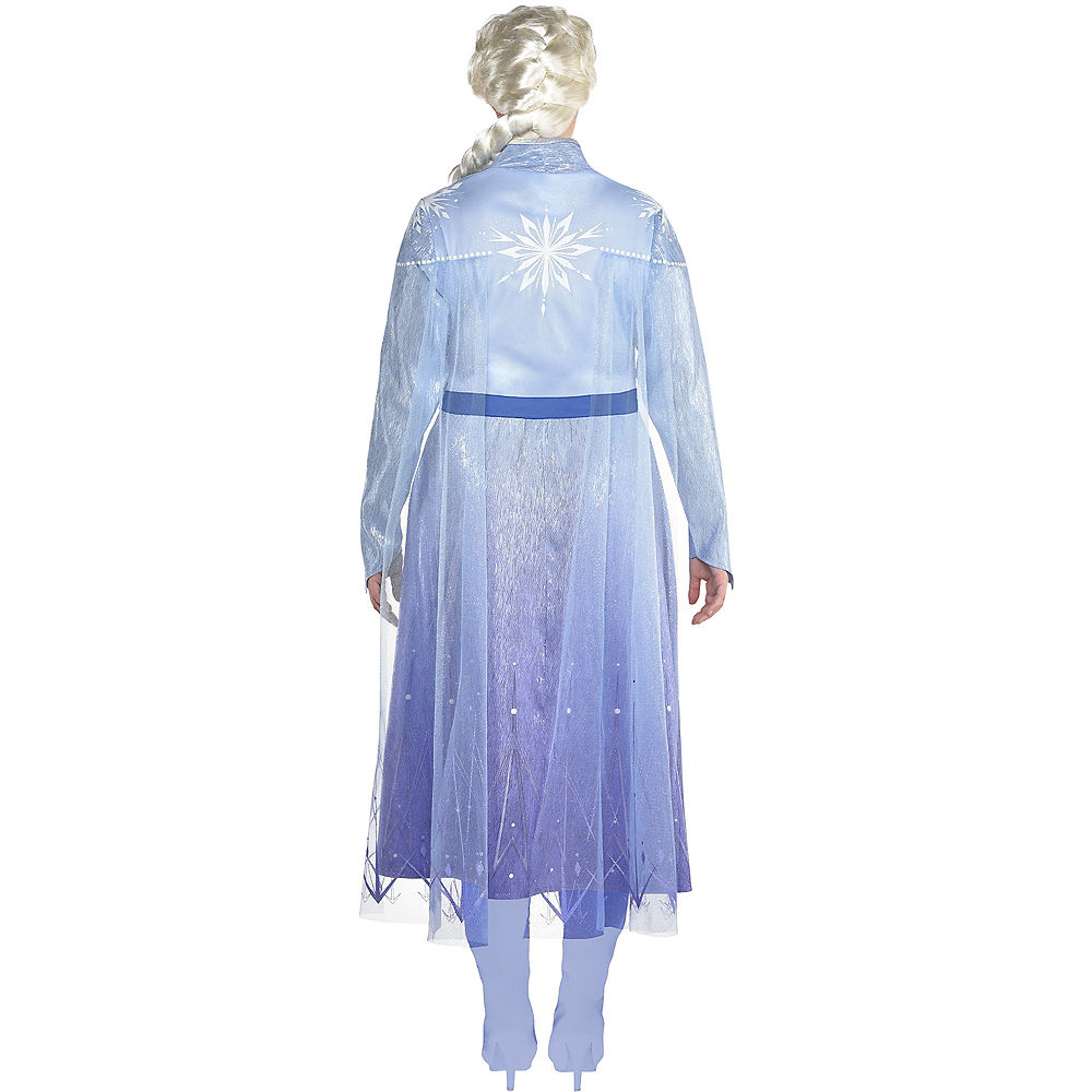 Adult Act 2 Elsa Costume Plus Size - Frozen 2 Image #3