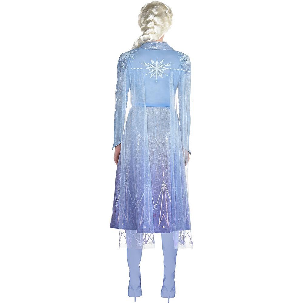 Adult Act 2 Elsa Costume - Frozen 2 Image #3