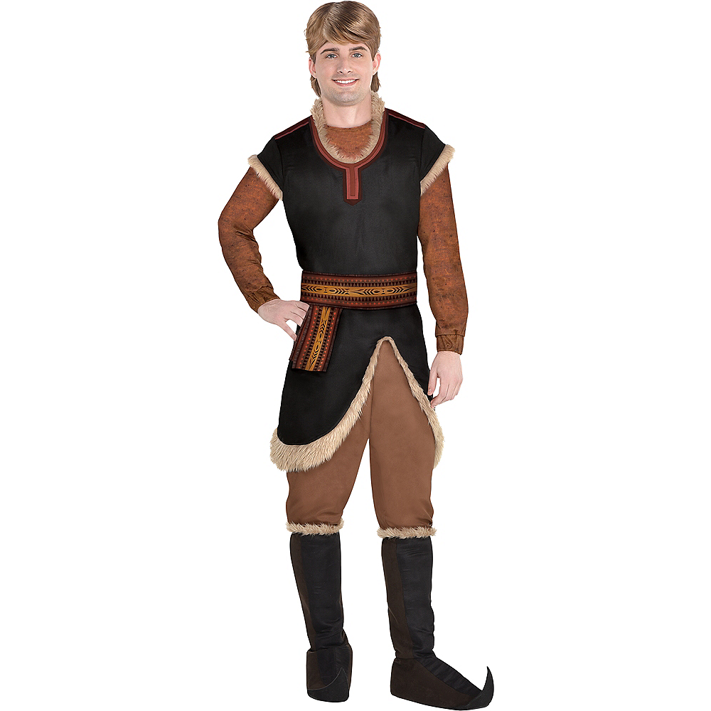 Nav Item for Adult Kristoff Costume - Frozen 2 Image #1