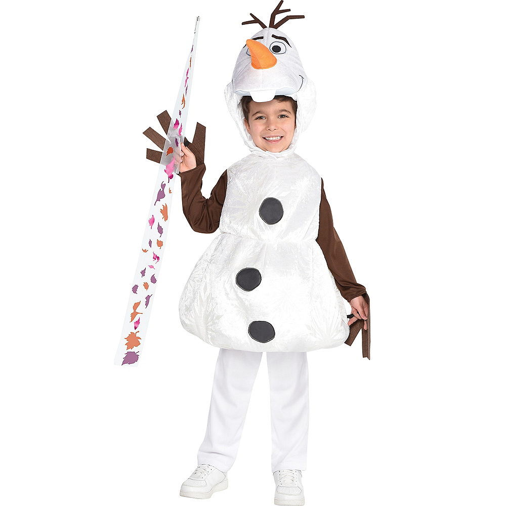 Nav Item for Child Olaf Costume - Frozen 2 Image #1