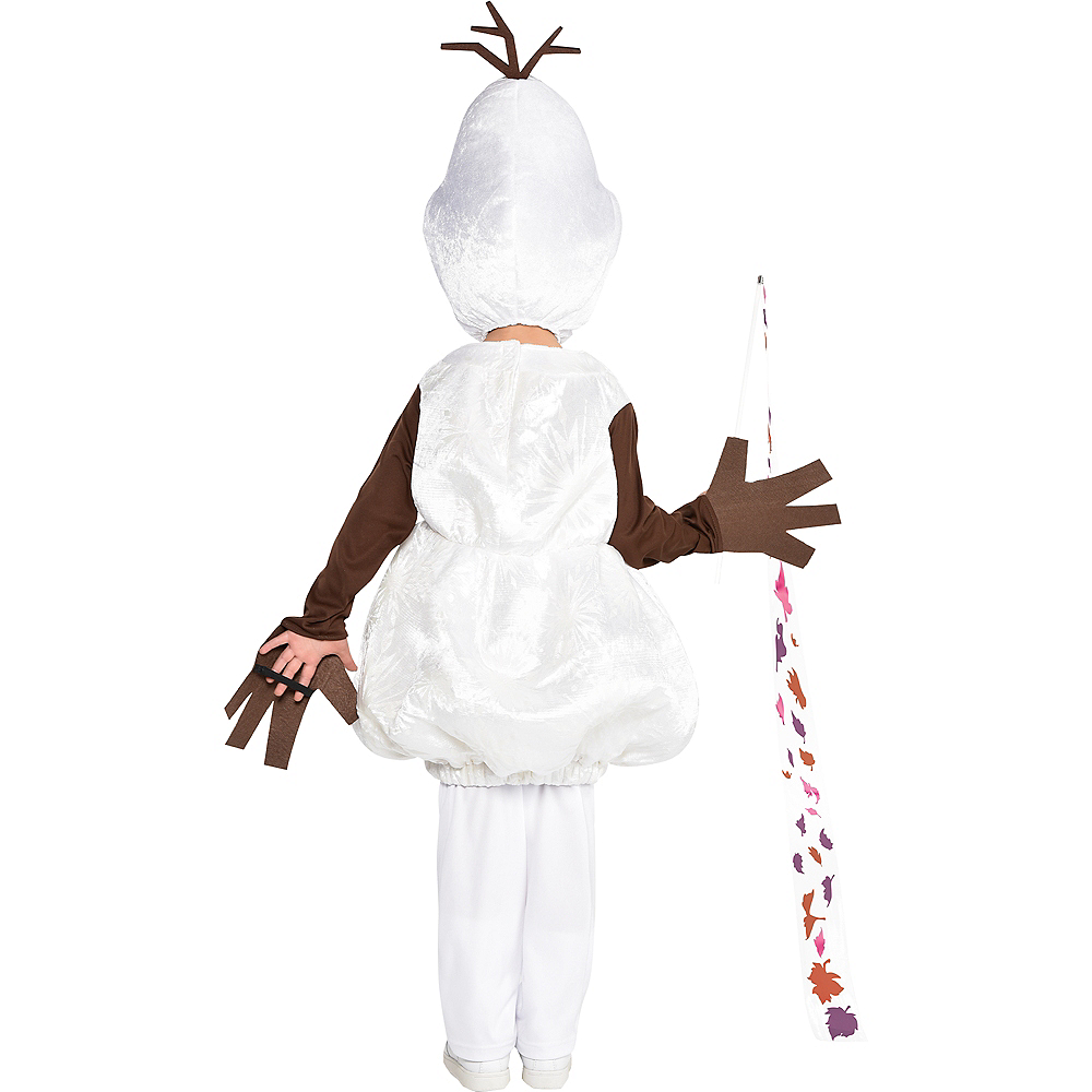 Nav Item for Child Olaf Costume - Frozen 2 Image #3
