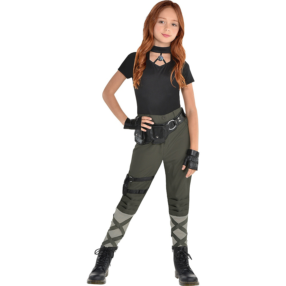 Child Kim Possible Costume Image #1