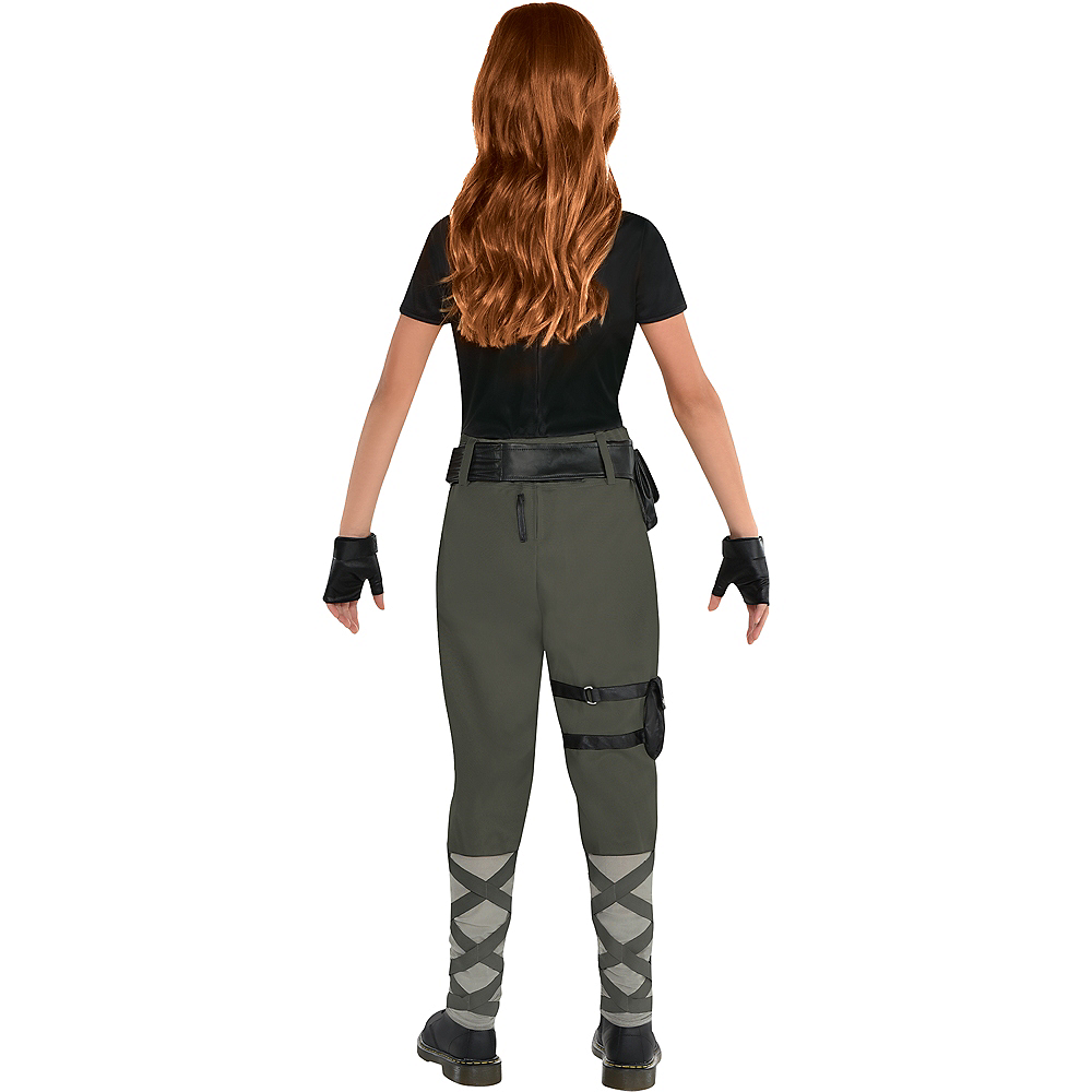 Child Kim Possible Costume Image #2