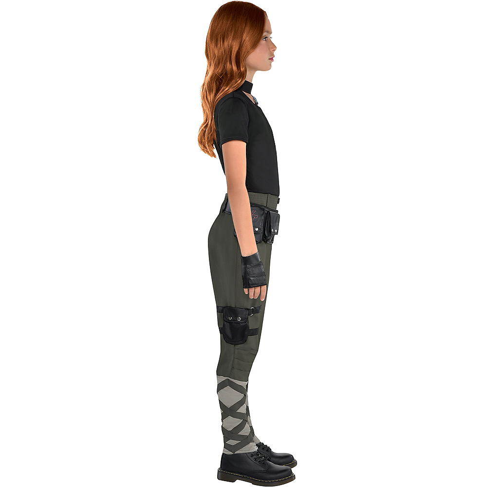 Child Kim Possible Costume Image #3