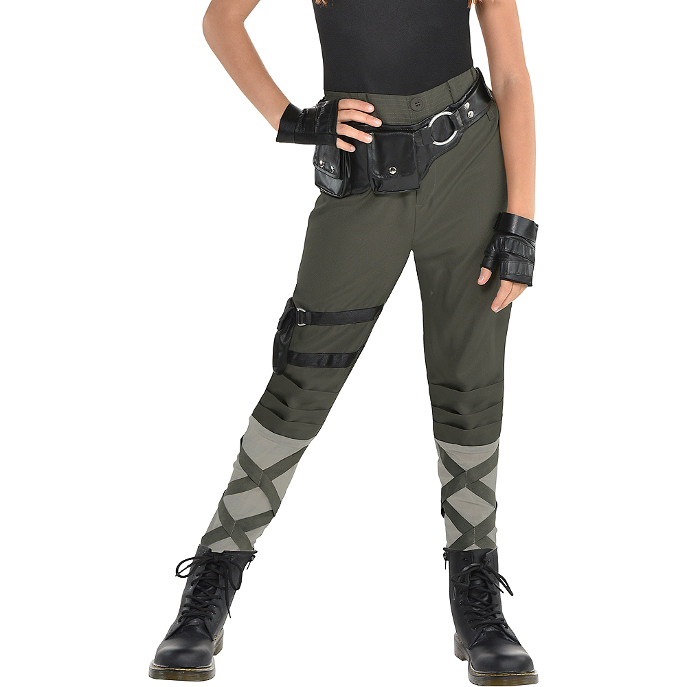 Child Kim Possible Costume Image #5