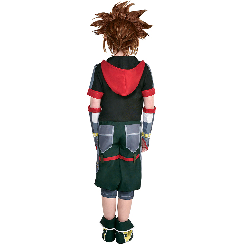 Child Sora Costume - Kingdom Hearts Image #2