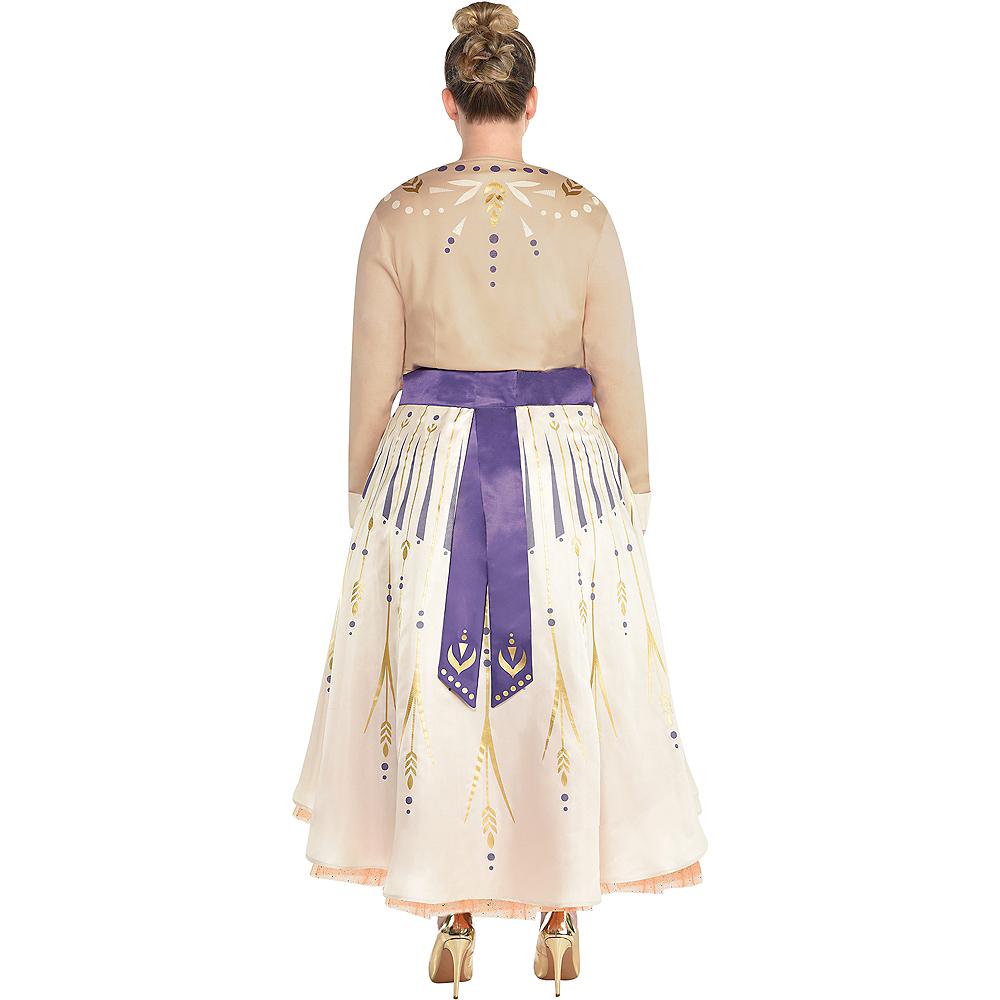 Adult Act 1 Anna Costume Plus Size - Frozen 2 Image #3