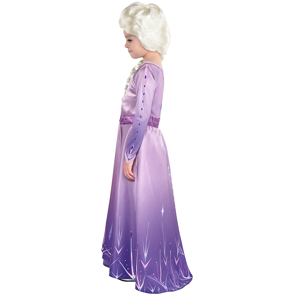 Nav Item for Child Act 1 Elsa Costume - Frozen 2 Image #2