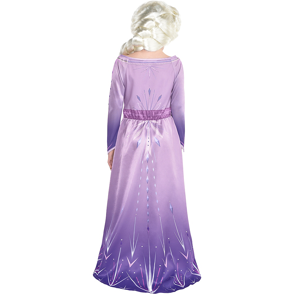 Child Act 1 Elsa Costume - Frozen 2 Image #3