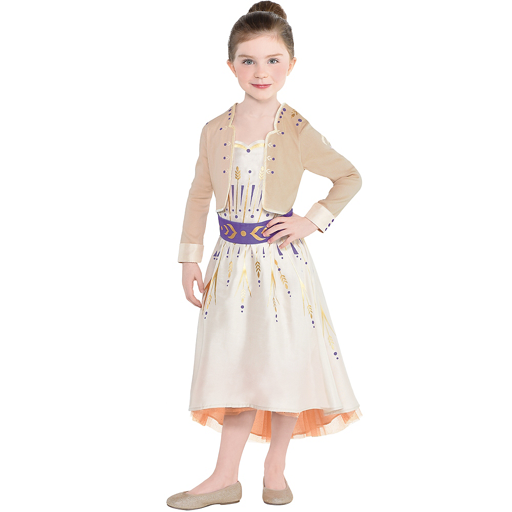 Child Act 1 Anna Costume - Frozen 2 Image #1