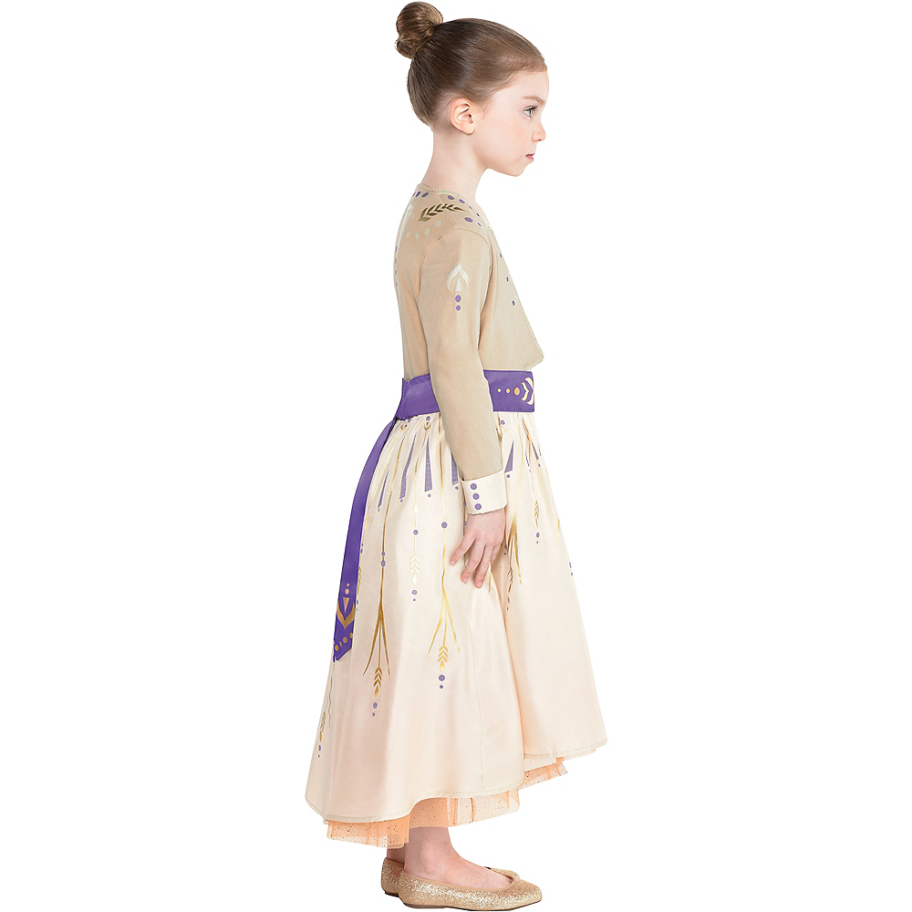 Nav Item for Child Act 1 Anna Costume - Frozen 2 Image #2