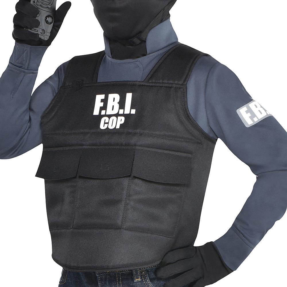 Child F.B.I. Costume Image #4