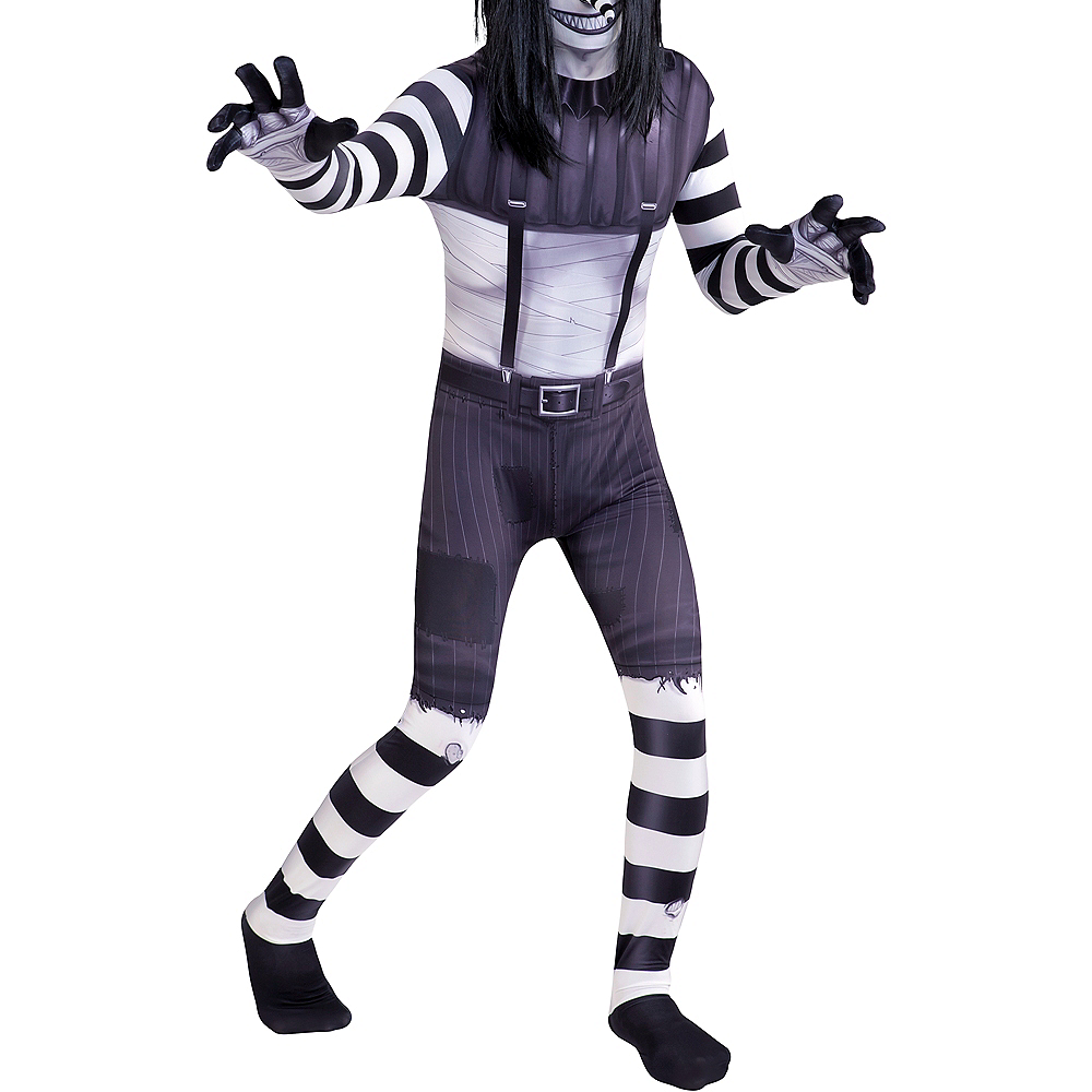 Nav Item for Child Laughing Jack Costume Image #3