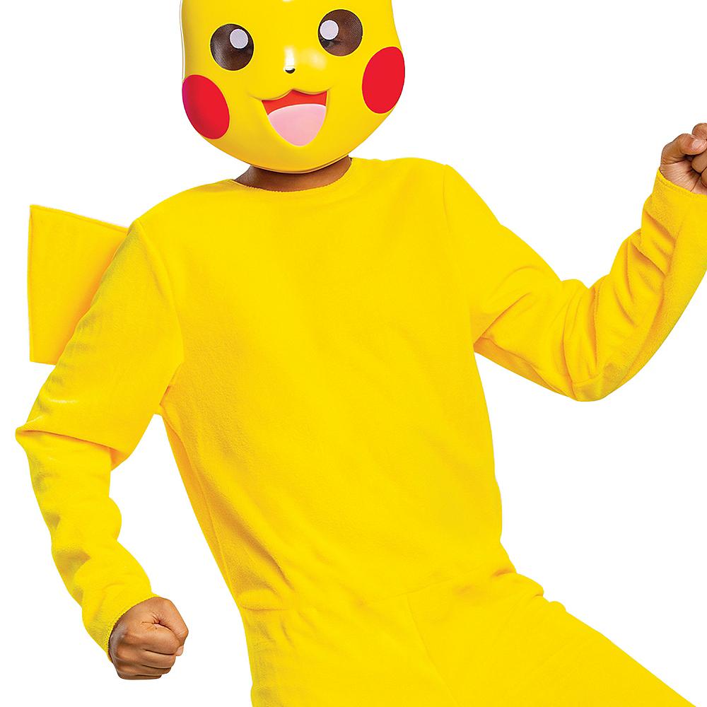 Child Classic Pikachu Costume - Pokemon Image #3