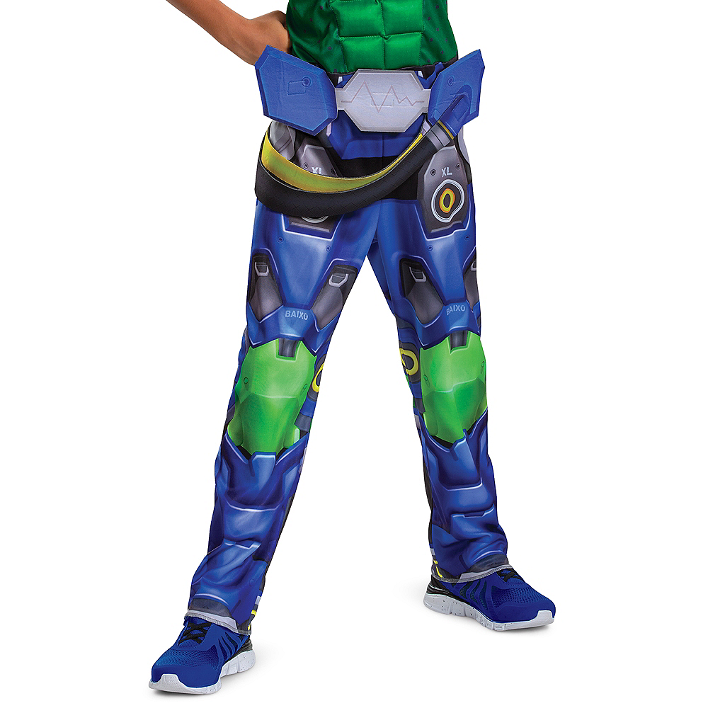 Child Lucio Muscle Costume - Overwatch Image #4
