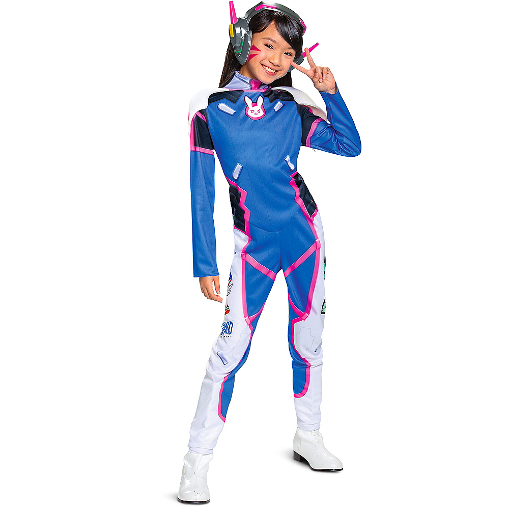Child D.Va Costume - Overwatch Image #1