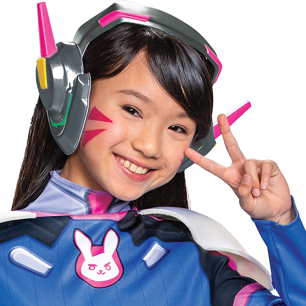 Child D.Va Costume - Overwatch Image #2