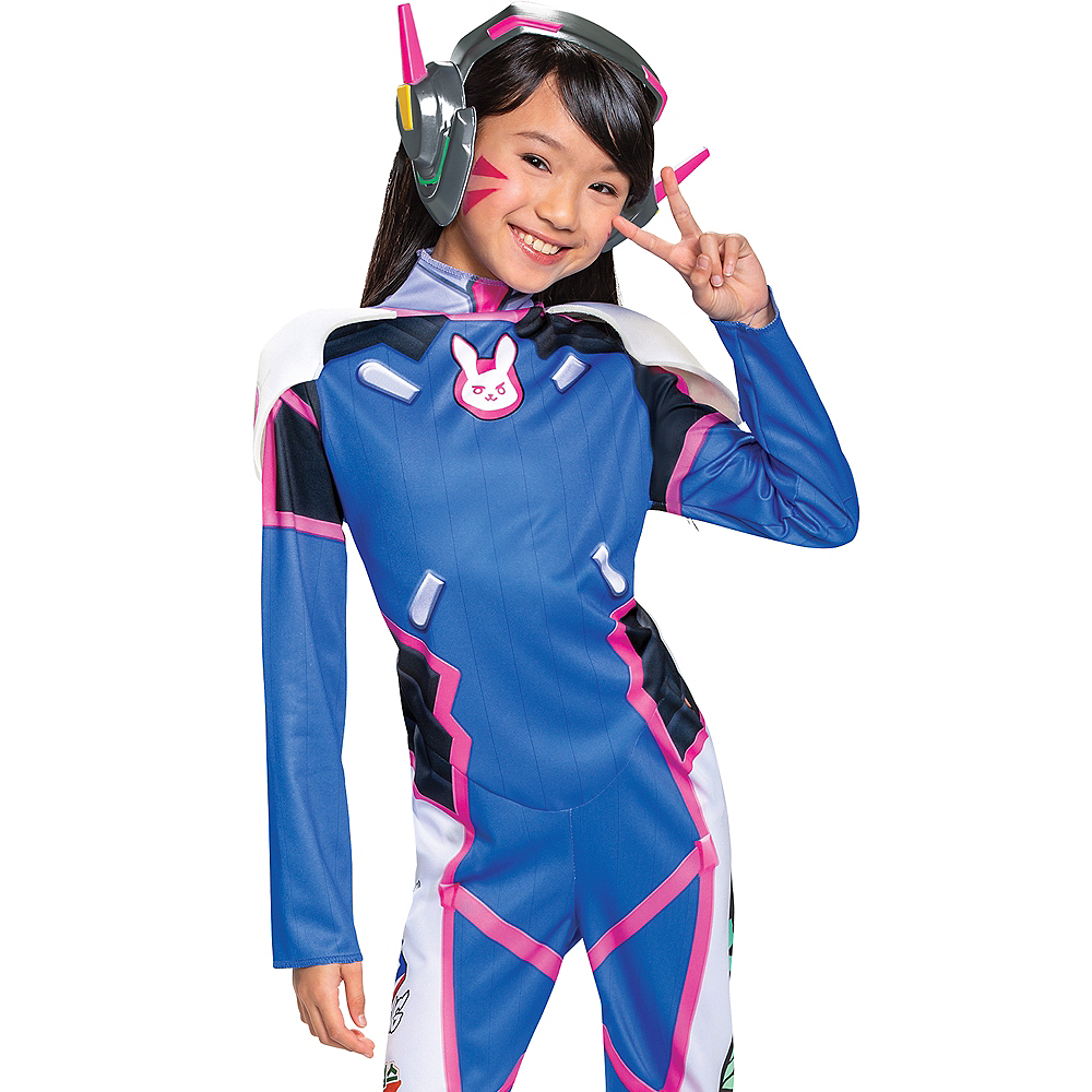 Child D.Va Costume - Overwatch Image #3