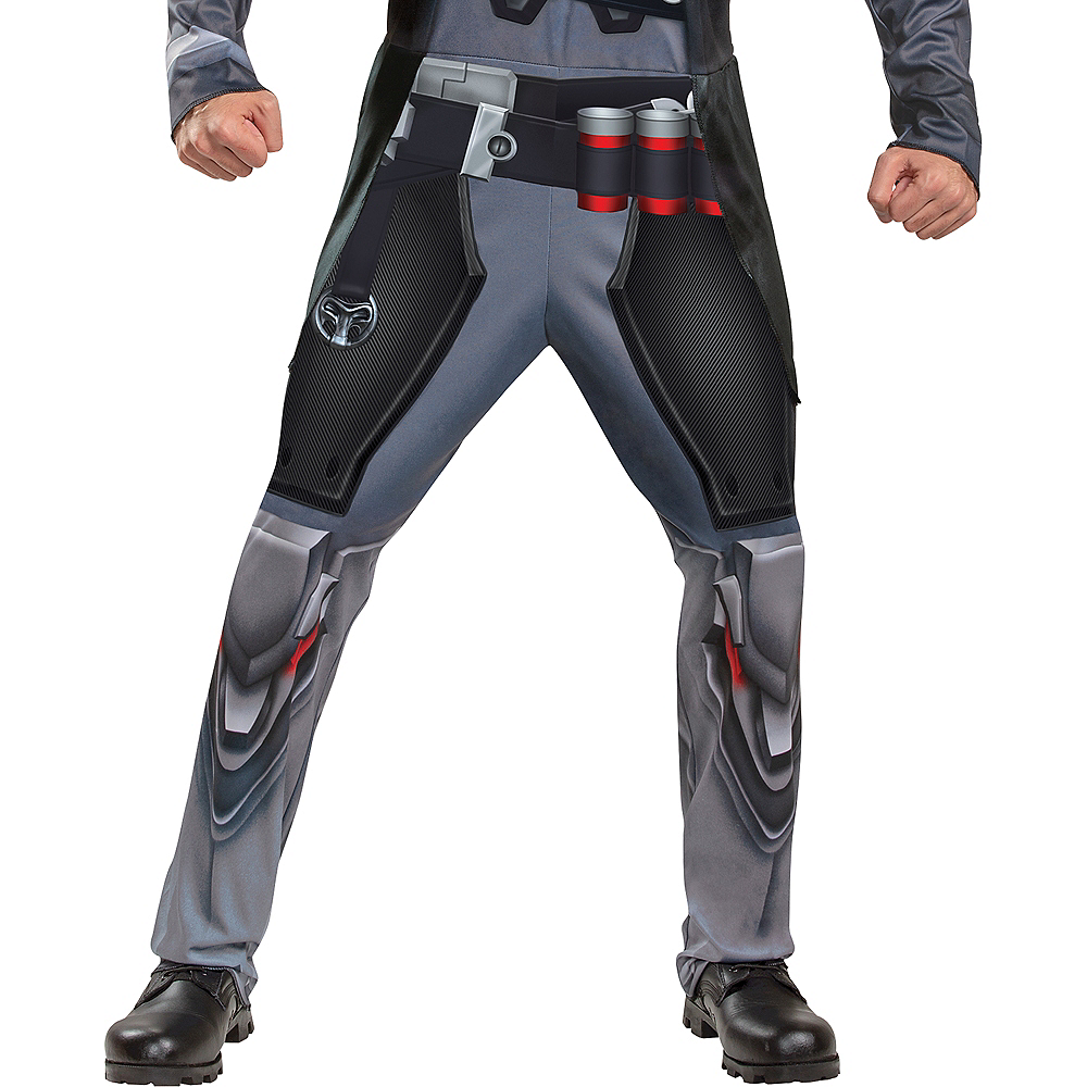 Adult Reaper Muscle Costume - Overwatch Image #3